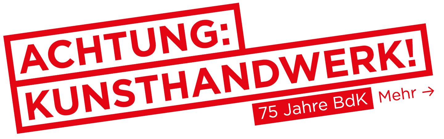 75 Jahre BDK Jubiläum